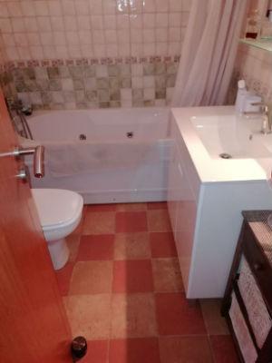 rénovation d`une salle de bains en Algarve Portugal
