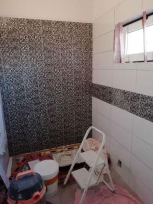 renovation d`une salle de bains en algarve Portugal